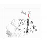 Kapı Direk Kaplaması, Ön Sağ - Sprinter W906 (9066920500)
